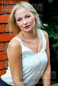 Elena von Zaporozhye 39 jahre - zukünftige Braut. My wenig öffentliches foto.