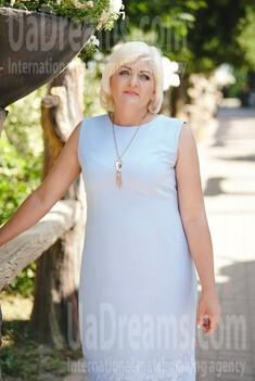 Larisa 51 jahre - romatische Frau. My wenig öffentliches foto.