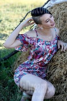 Dana von Poltava 23 jahre - sorgsame Frau. My wenig öffentliches foto.