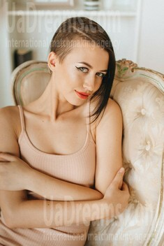 Dana von Poltava 23 jahre - schönes Lächeln. My wenig öffentliches foto.
