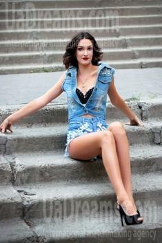 Ines von Zaporozhye 24 jahre - sorgsame Frau. My wenig öffentliches foto.