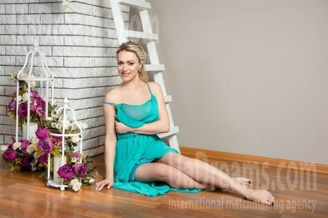 Julia von Kharkov 29 jahre - schöne Braut. My wenig öffentliches foto.