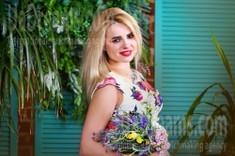 Kristina von Zaporozhye 35 jahre - zukünftige Braut. My wenig öffentliches foto.