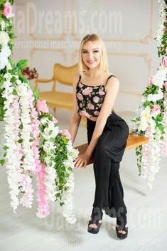 Tamara von Ivanofrankovsk 24 jahre - auf einem Sommer-Ausflug. My wenig öffentliches foto.