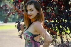 Hanna von Cherkasy 29 jahre - eine Braut suchen. My wenig öffentliches foto.