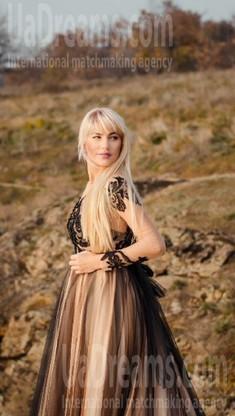 Tanya von Zaporozhye 34 jahre - romatische Frau. My wenig öffentliches foto.