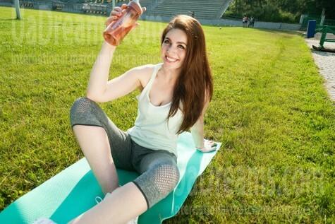 Ivanka von Lviv 33 jahre - gutherziges Mädchen. My wenig öffentliches foto.