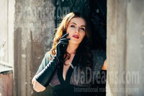 Ivanka von Lviv 33 jahre - hübsche Frau. My wenig öffentliches foto.