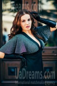 Ivanka von Lviv 33 jahre - reizende Frau. My wenig öffentliches foto.