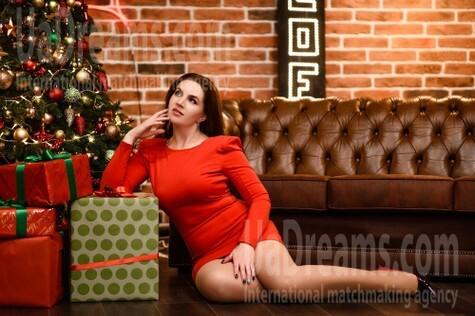 Ivanka von Lviv 33 jahre - sexuelle Frau. My wenig öffentliches foto.