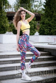 Evgeniya von Dnipro 25 jahre - heiße Frau. My wenig öffentliches foto.