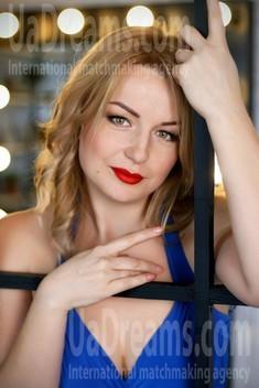 Tina von Zaporozhye 28 jahre - begehrenswerte Frau. My wenig öffentliches foto.
