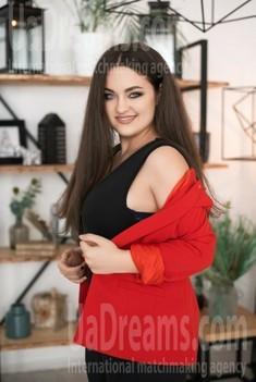 Anastacia von Dnipro 24 jahre - eine Braut suchen. My wenig öffentliches foto.