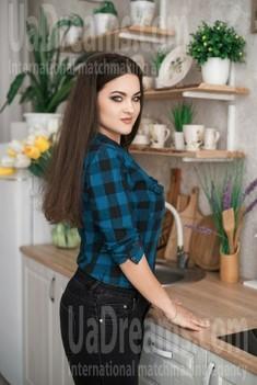 Anastacia von Dnipro 24 jahre - hübsche Frau. My wenig öffentliches foto.