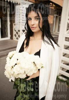 Anna von Poltava 23 jahre - eine Braut suchen. My wenig öffentliches foto.