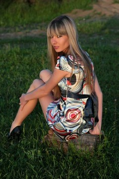 Anya von Simferopol 26 jahre - liebevolle Frau. My mitte primäre foto.