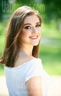 Andriana von Ivano-Frankovsk 19 jahre - Augen voller Liebe. My wenig öffentliches foto.