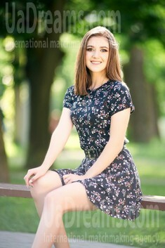 Andriana von Ivano-Frankovsk 19 jahre - Fototermin. My wenig öffentliches foto.