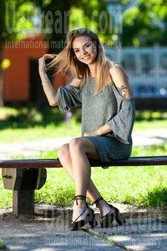 Alena von Kremenchug 19 jahre - heiße Lady. My wenig öffentliches foto.