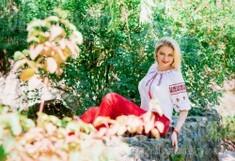 Olya von Cherkasy 33 jahre - heiße Frau. My wenig öffentliches foto.