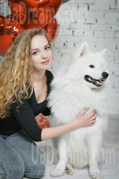 Olga von Dnipro 26 jahre - schönes Lächeln. My wenig öffentliches foto.