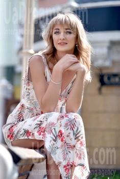 Iryna 35 jahre - zukünftige Ehefrau. My wenig öffentliches foto.