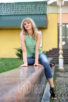 Iryna 35 jahre - Ehefrau für dich. My wenig öffentliches foto.