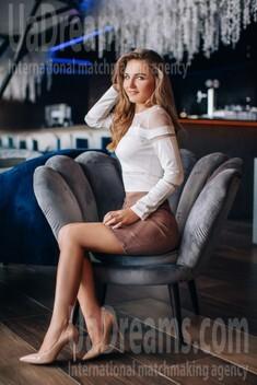 Yana von Lutsk 20 jahre - schöne Frau. My wenig öffentliches foto.