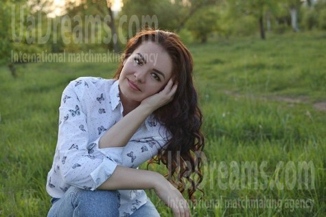 Ekateryna von Kharkov 32 jahre - natürliche Schönheit. My wenig öffentliches foto.