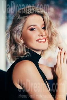 Daria von Lviv 21 jahre - glückliche Frau. My wenig öffentliches foto.