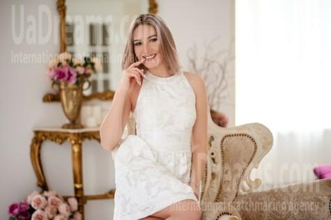 Daria von Lviv 21 jahre - sucht Liebe. My wenig öffentliches foto.