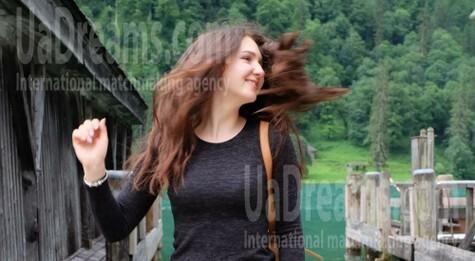 Margo von Dnipro 22 jahre - sie lächelt dich an. My wenig öffentliches foto.