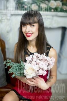 Vitalina von Sumy 31 jahre - romatische Frau. My wenig öffentliches foto.