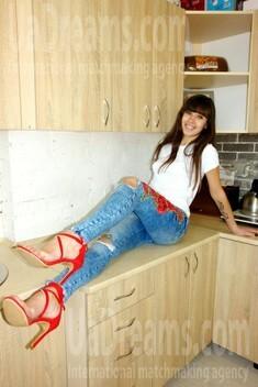 Vitalina von Sumy 31 jahre - Lebenspartner suchen. My wenig öffentliches foto.