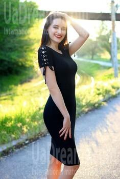 Alina von Zaporozhye 28 jahre - sie lächelt dich an. My wenig öffentliches foto.