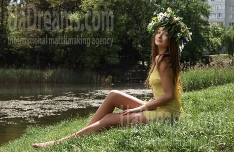 Yulia von Lviv 19 jahre - romantisches Mädchen. My wenig öffentliches foto.