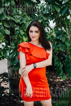 Viktoria von Cherkasy 25 jahre - sie lächelt dich an. My wenig öffentliches foto.
