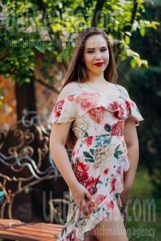 Iryna von Lutsk 21 jahre - romantisches Mädchen. My wenig öffentliches foto.