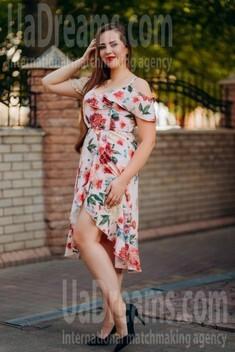 Iryna von Lutsk 21 jahre - gutherzige russische Frau. My wenig öffentliches foto.