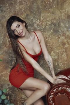 Kate von Kharkov 26 jahre - ukrainische Braut. My mitte primäre foto.