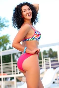 Victoria von Zaporozhye 39 jahre - sie lächelt dich an. My mitte primäre foto.