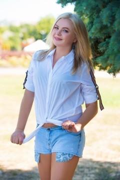 Oksana von Cherkasy 40 jahre - strahlendes Lächeln. My mitte primäre foto.