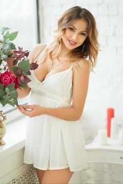 Violetta  23 years - future bride. My small primary photo.
