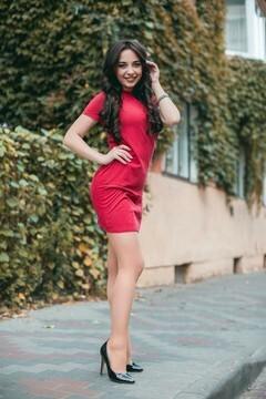 Vika von Lutsk 30 jahre - ukrainisches Mädchen. My mitte primäre foto.