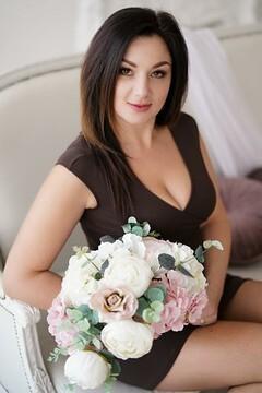 Kamilla  41 jahre - ukrainische Braut. My mitte primäre foto.