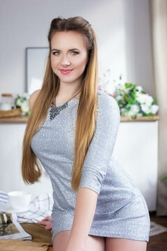 Liza von Dnipro 25 jahre - ukrainisches Mädchen. My mitte primäre foto.