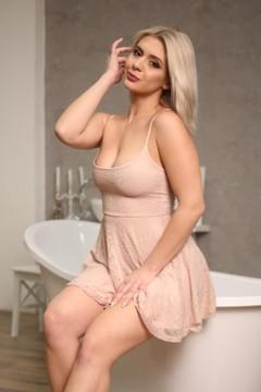 Dariya von Dnipro 22 jahre - hübsche Frau. My mitte primäre foto.