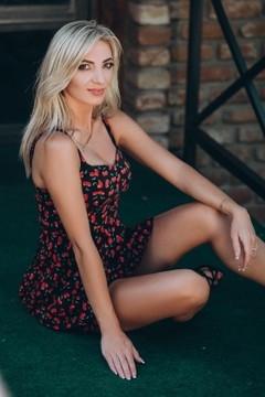 Yana  31 jahre - ukrainisches Mädchen. My mitte primäre foto.