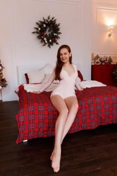 Anastacia von Zaporozhye 23 jahre - romantisches Mädchen. My mitte primäre foto.