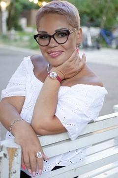 Marie von Odessa 46 jahre - liebevolle Augen. My wenig primäre foto.